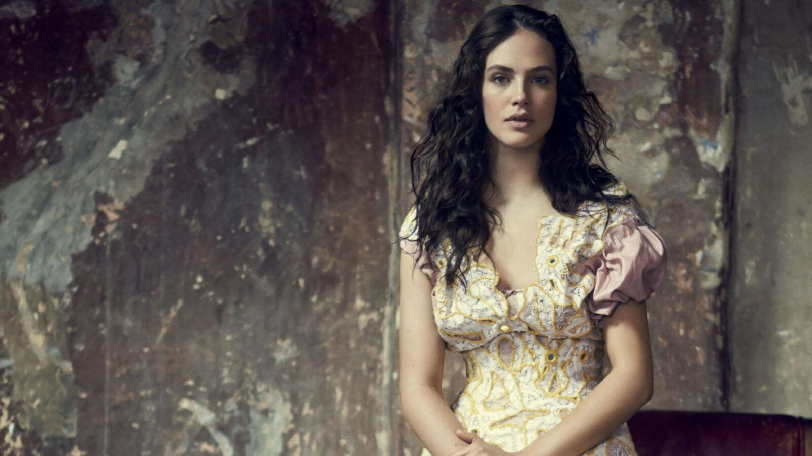 Jessica Brown Findlay full HD image