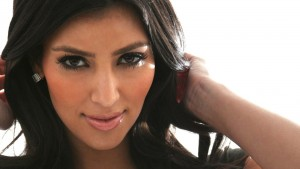 Image of Kim Kardashian for iPhone