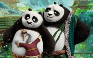 Kung Fu Panda 3 movie HD pic for PC