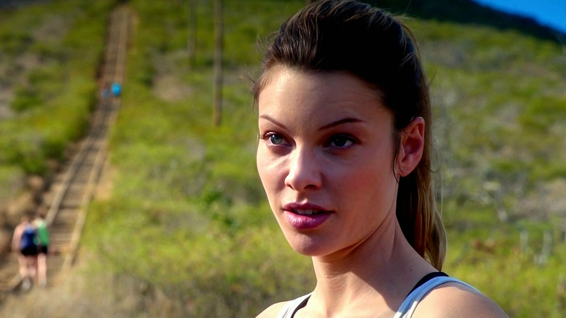 13+ Lauren German HD w...