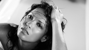 Lesley-Ann Brandt bw HD wallpapers