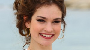 Awesome Lily James pictures