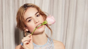 Pics of Lily James
