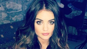 Lucy Hale eyes 2015