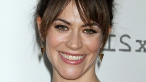 Cool Maggie Siff smile HD pic for PC