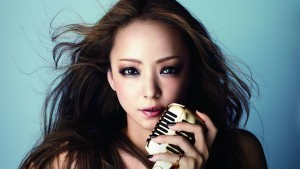 photo of Namie Amuro