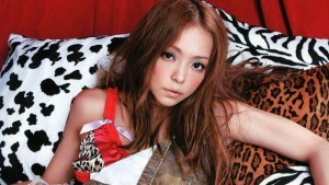 Cool Namie Amuro HD pic for PC