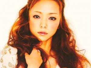 Namie Amuro face themes for PC