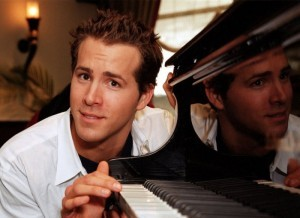 Ryan Reynolds piano High Quality wallpapers
