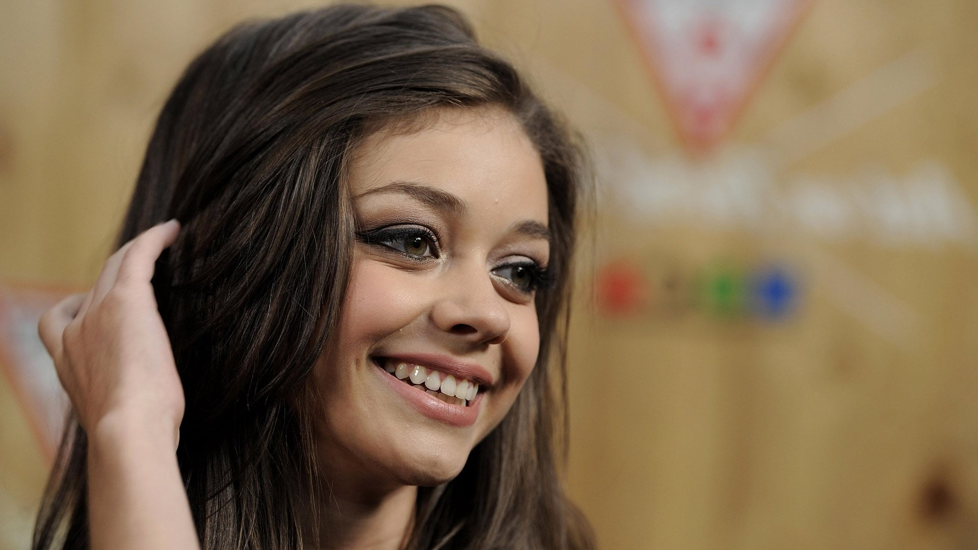 Cool Sarah Hyland HD pic for PC