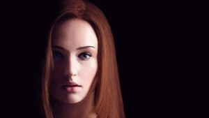 Sophie Turner full HD image