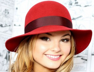 Stefanie Scott High Quality wallpapers makeup face lips