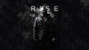 Tom Hardy The Rise Warrior desktop HD