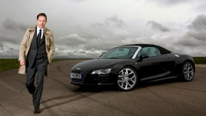 Tom Hardy audi r8 1920x1080 wallpaper
