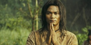 Tony Jaa long hair desktop HD