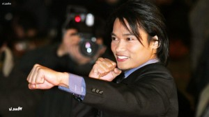 Tony Jaa smile widescreen