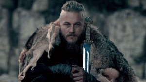 Travis Fimmel as Ragnar Lothbrok computer wallpaper