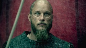 Travis Fimmel as Ragnar Lothbrok 4k wallpaper download