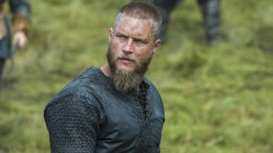 Travis Fimmel as Ragnar Lothbrok High Resolution wallpaper