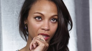 Zoe Saldana HD pic for PC