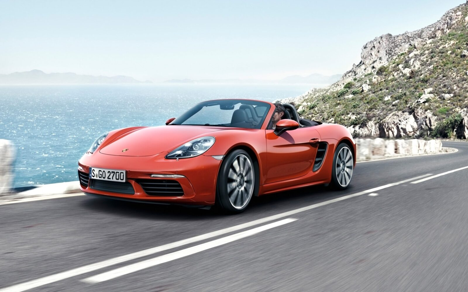amazing 2016 Porsche 718 Boxster S photo