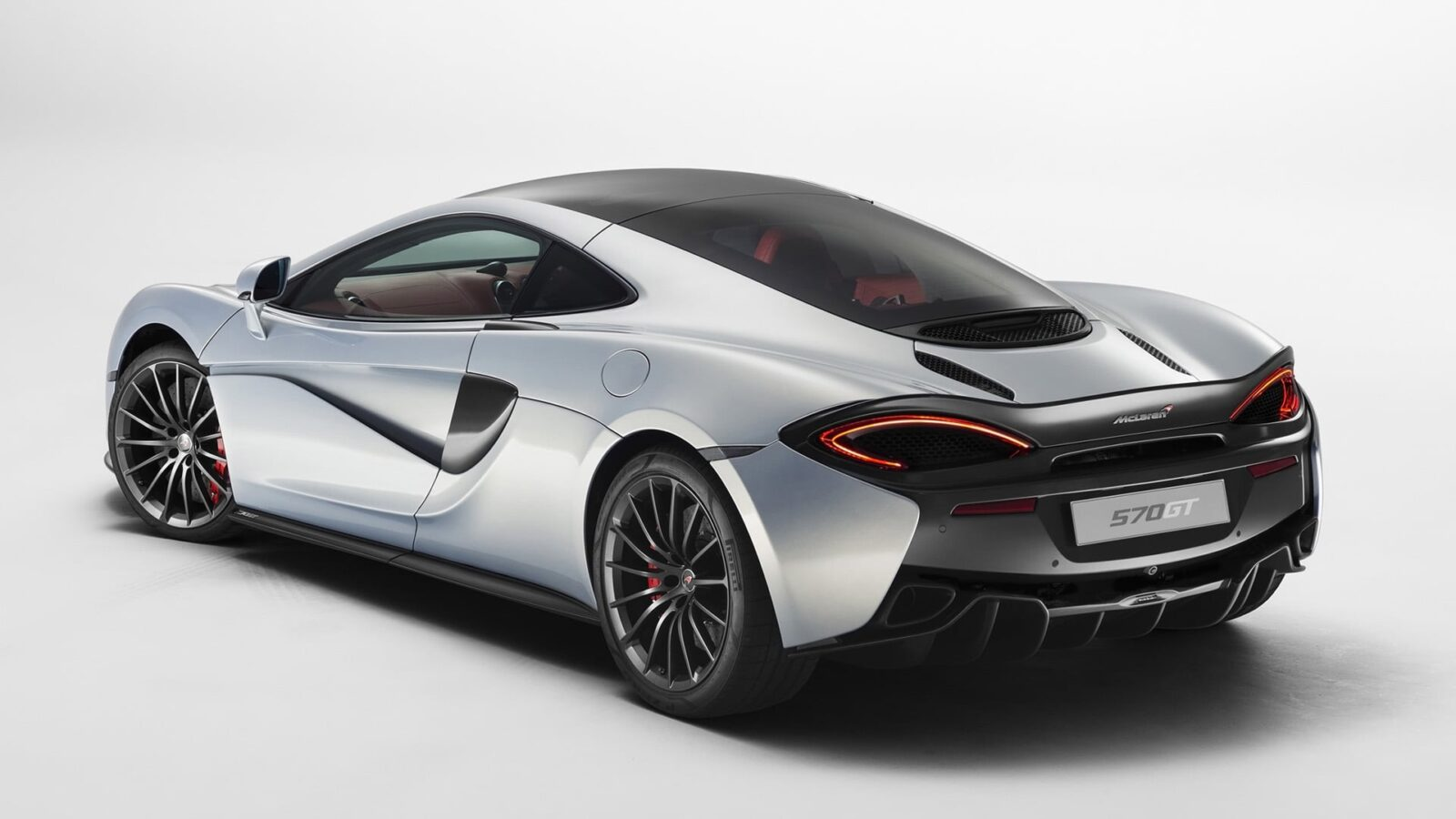 cool 2016 McLaren 570GT Desktop HD