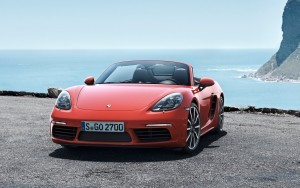 cool 2016 Porsche 718 Boxster S HD wallpapers