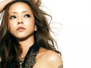 cool Namie Amuro High Resolution wallpaper