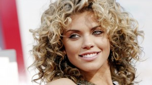 Awesome curly Annalynne McCord picture