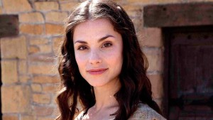 cute Charlotte Riley HD pic for PC