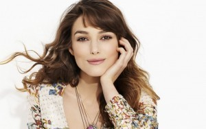 cute Keira Knightley wallpapers