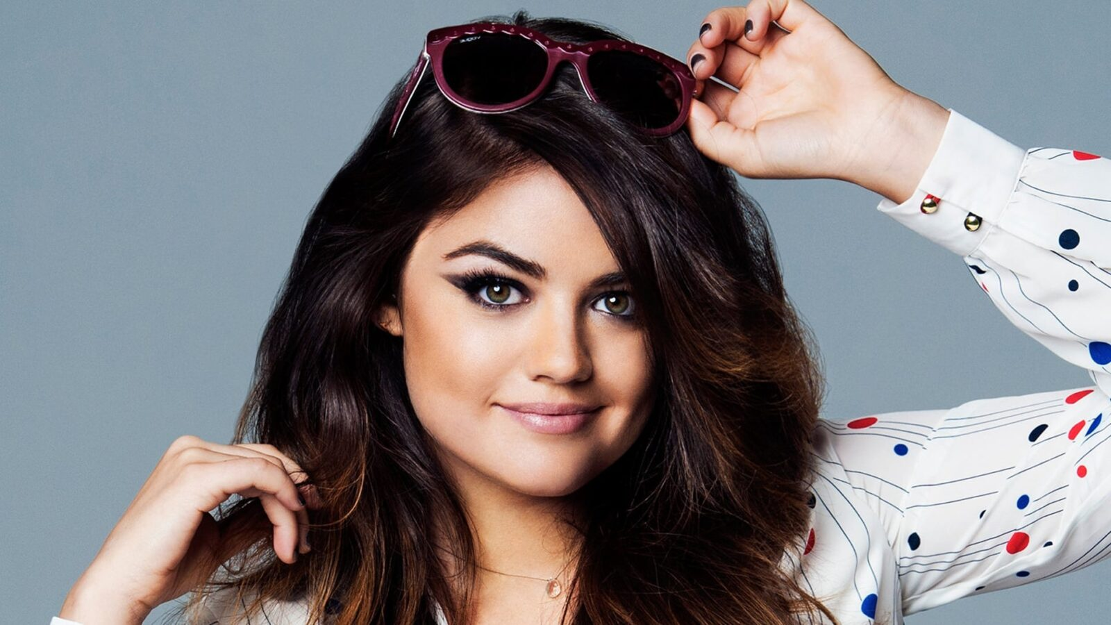 Amazing cute Lucy Hale picture