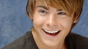 cute Zac Efron picture