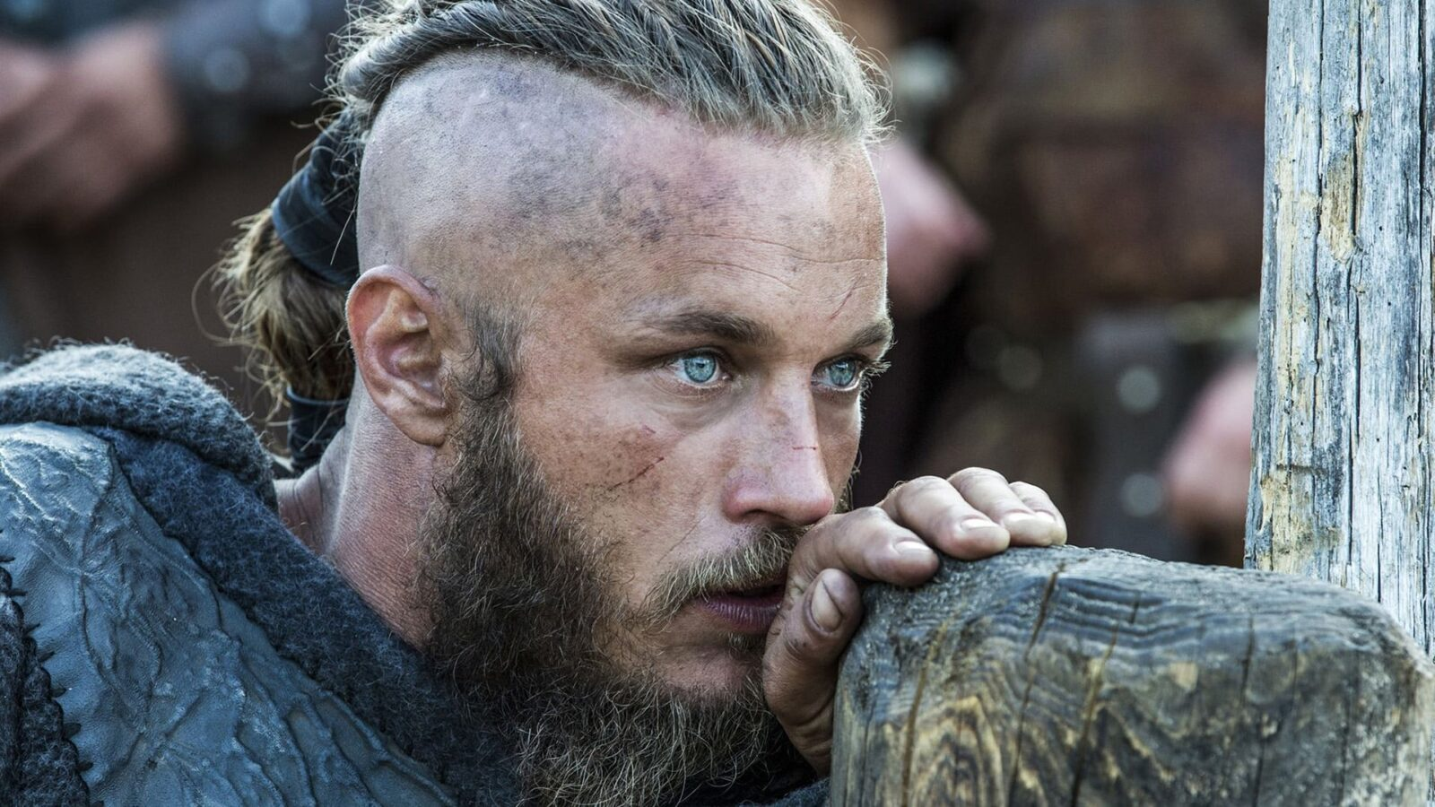 13 Travis Fimmel As Ragnar Lothbrok Hd Wallpapers For Desktop