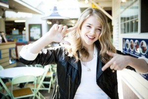 photo of funny Chloe Moretz