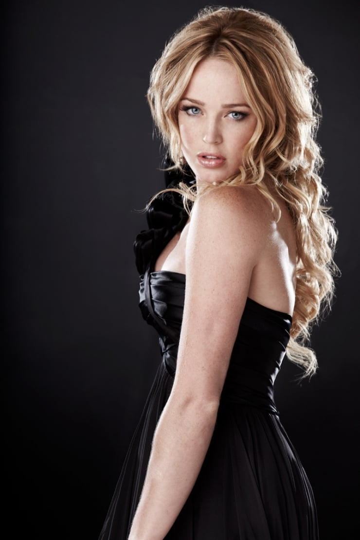 hot Caity Lotz for iPhone