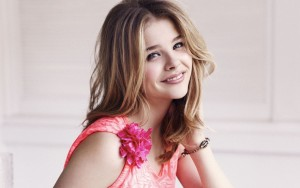 Awesome smile Chloe Moretz picture