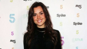Cool smile Poppy Drayton HD pic for PC