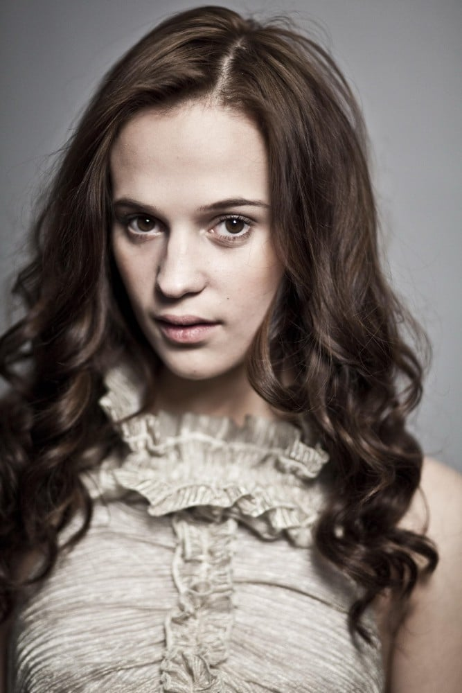 Alicia Vikander for Android new wallpapers