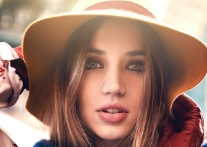 Wallpaper of Ana De Armas for Laptop