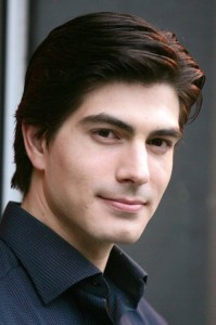 Wallpaper of Brandon Routh for iPhone and iPad