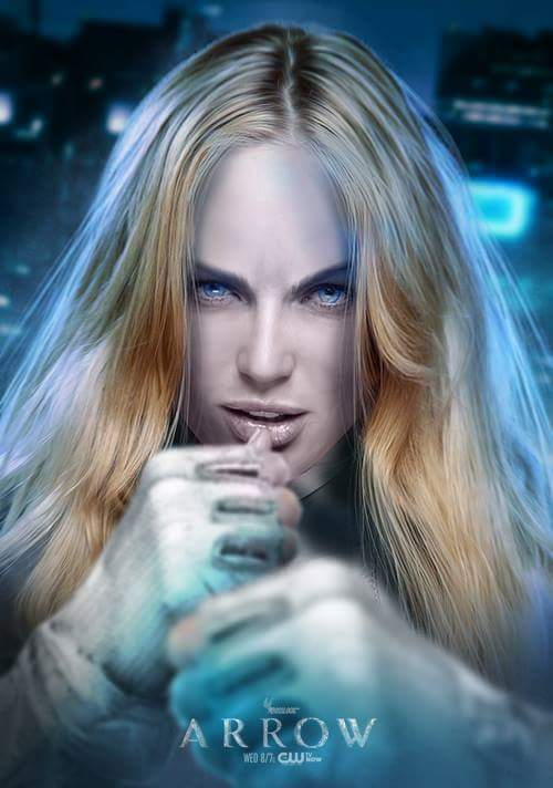 Pics of Caity Lotz White Canary