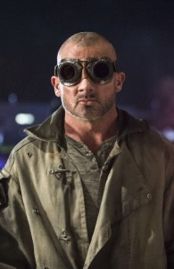Dominic Purcell Heat Wave 2016