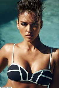 Jessica Alba for iPhone