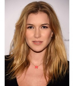 Wallpaper of Nathalia Ramos for iPad