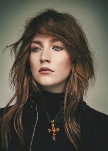 Saoirse Ronan for iPhone wallpaper