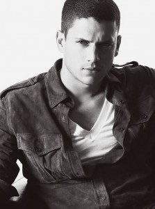 Wentworth Miller for iPhone background