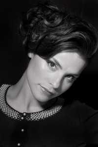 Awesome bw Charlotte Riley for iPhone and Android pictures