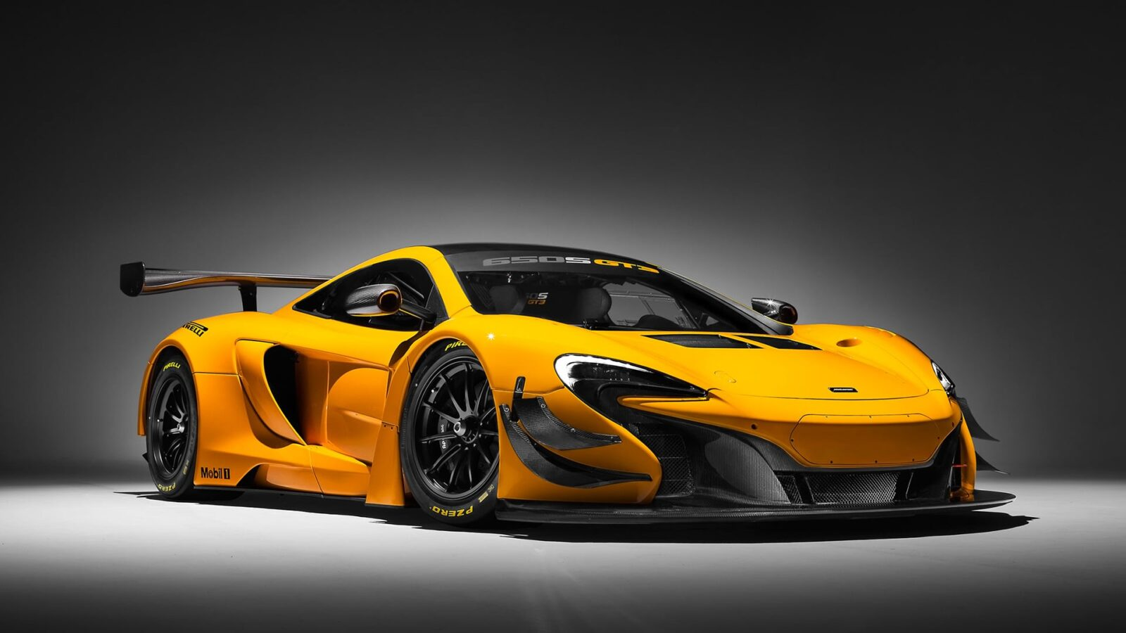 2016 McLaren 650S GT3 wallpapers
