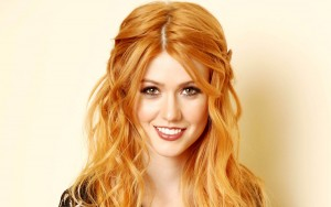 Katherine Mcnamara happy wallpapers